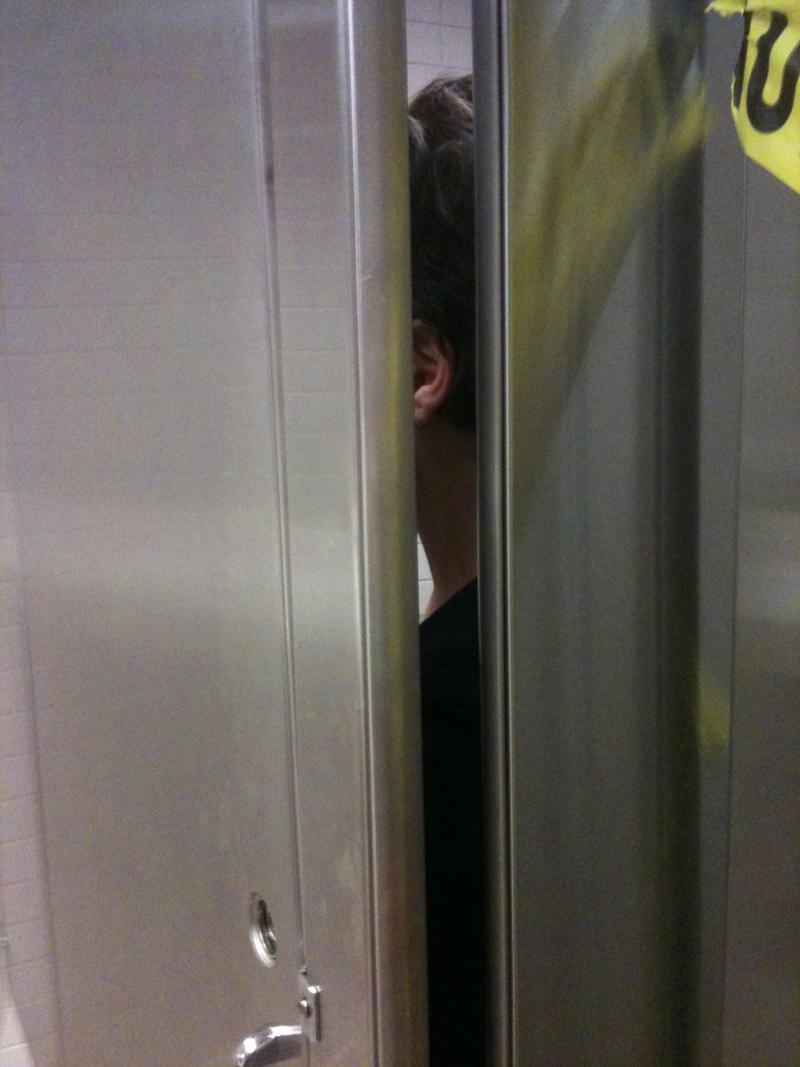 always the door s lock to give you a sneak peek behind closed doors