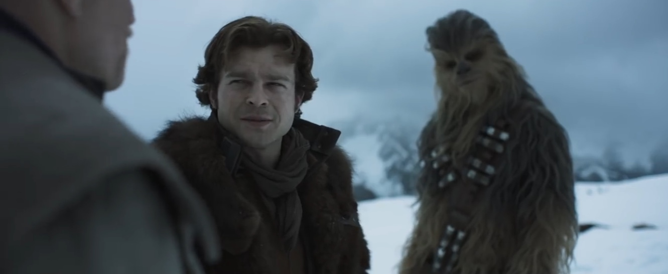 Why Star Wars Fans Need to Give Alden Ehrenreich's Han Solo a Fighting Chance